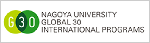 NAGOYA UNIBERSITY GLOBAL 30 INTERNATIONAL PROGRAMS